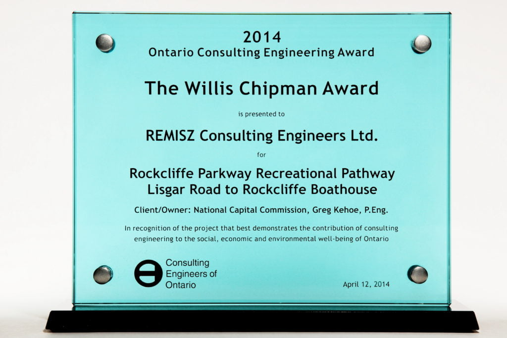 Willis Chipman Award 2014